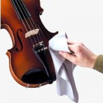 violin care and maintenance